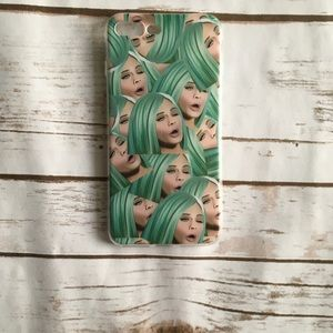 Accessories - Kylie Kimoji Jelly Case For the IPhone 7/8 Plus